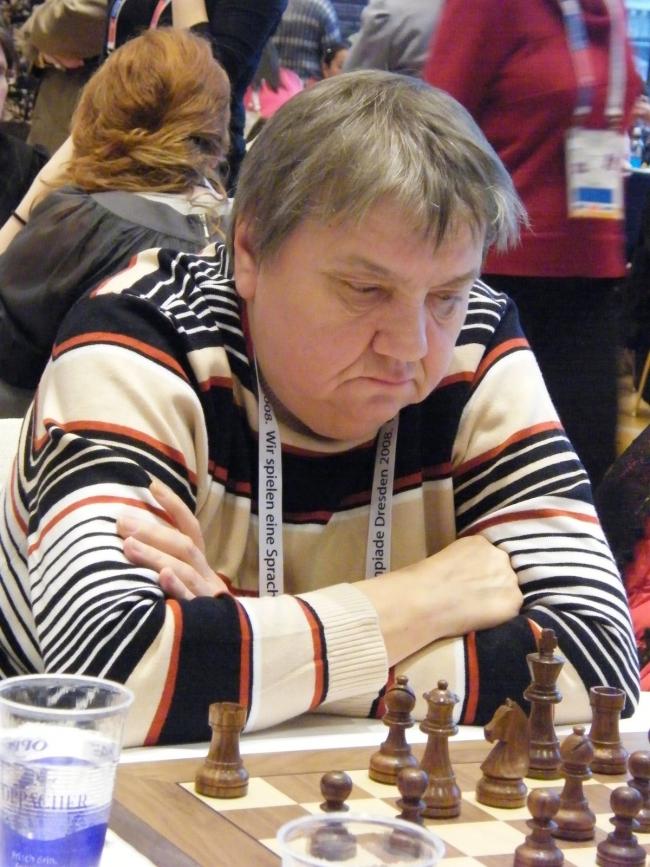 Ушла из жизни измаильская шахматистка Татьяна Лемачко