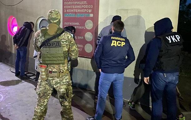 Полиция задержала под Одессой банду киллеров