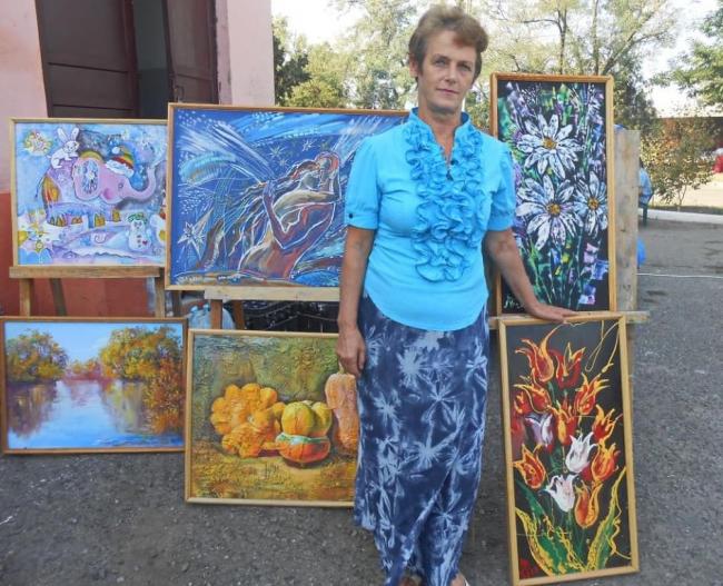Очерки о художниках Придунавья: Валерия Левенцова и блистающий мир, сознанный её кистью