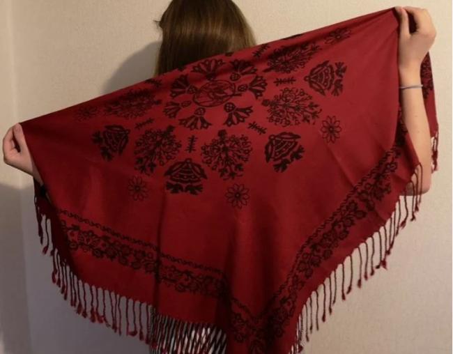 Украинское всегда в тренде: как создают узоры на ткани по древней технике
