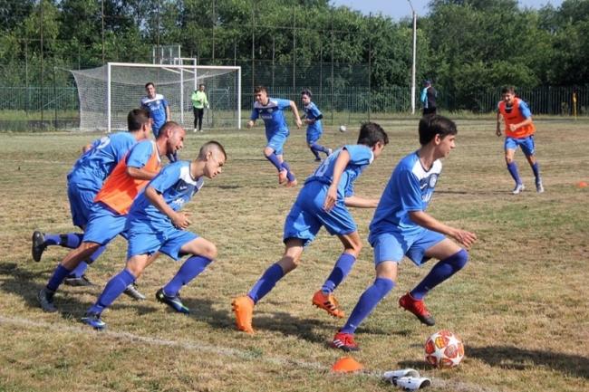На чемпионате Одесской области по футболу