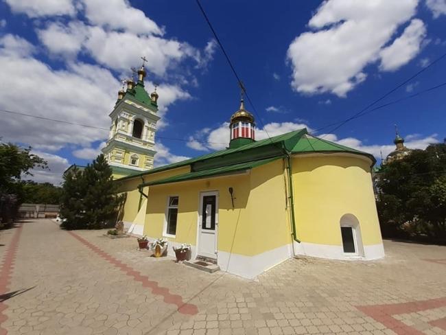 Свято-Николаевский храм открывает свои тайны