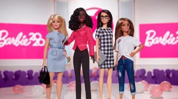 Барби в президенты: в США выпустили новую серию культовых кукол для игры в предвыборную кампанию