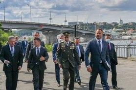 Зеленский заявил о важности разработки новой Национальной разведывательной программы на 2021-2025 годы
