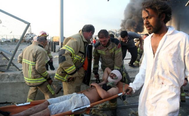 Взрыв В Бейруте: за последние 24 часа уже третий министр идет в отставку