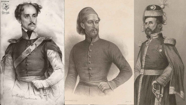 Имя в истории казачества. Атаман Садык-паша