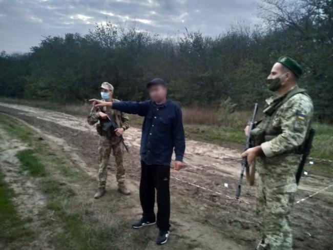 Гражданин Молдовы может сесть за решетку на три года за незаконное пересечение границы