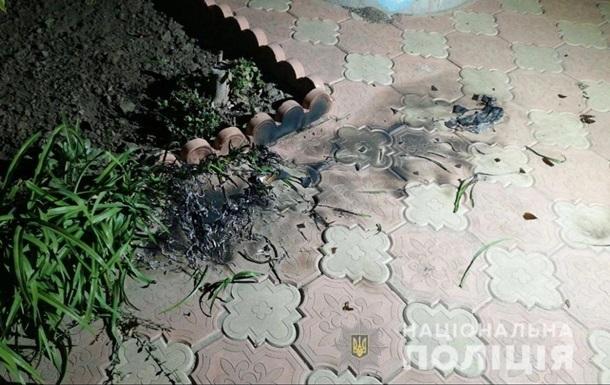 В Беляевском районе кандидату в главы ОТГ бросили во двор коктейли Молотова