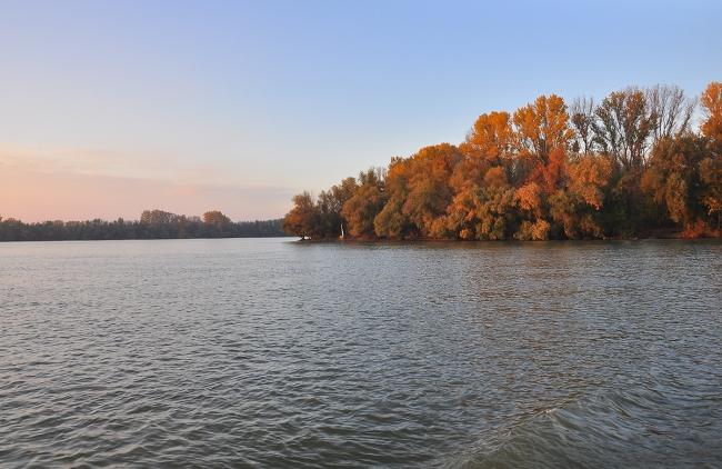 Метаморфозы островов дельты Дуная