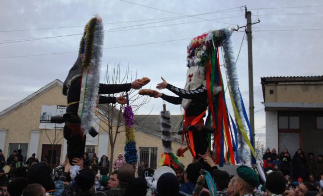 Рождественские традиции бессарабцев