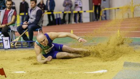 Украинский прыгун в длину стал победителем международных соревнований в Стамбуле