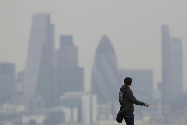 Учёные заявили, что загрязнение воздуха приводит к потере зрения