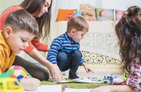 Госстандарт дошкольного образования: основные положения
