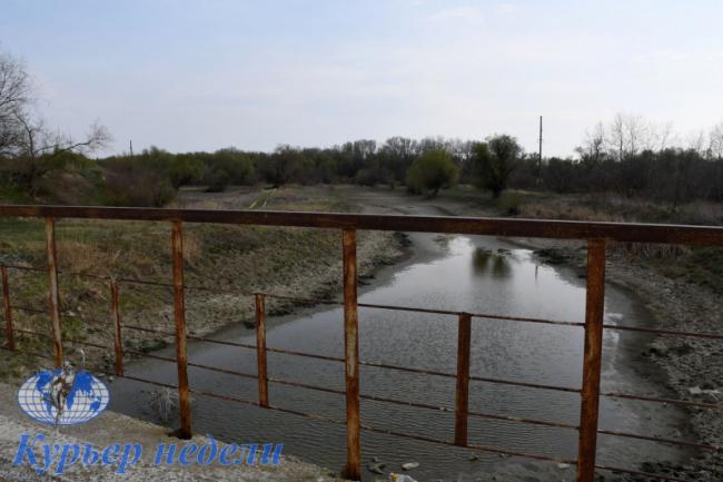 Воскрешение Катлабуха: внимание на протоку у села Кислица!