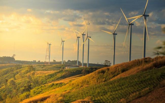 ДТЭК начинает строить Тилигульскую ветровую электростанцию