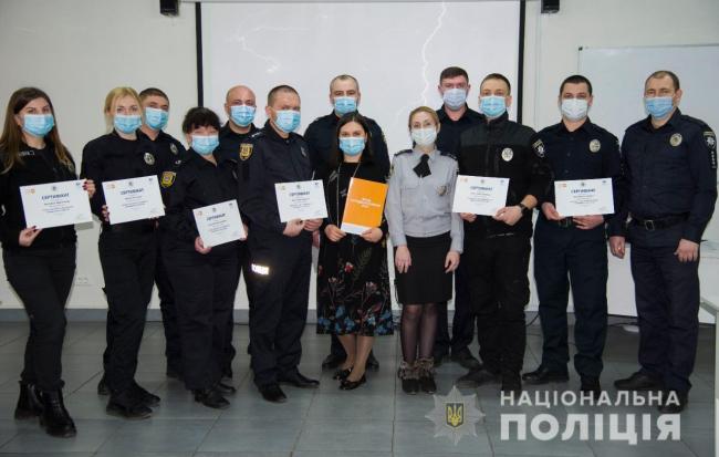 В Измаильском районном отделе полиции создан сектор по противодействию домашнему насилию