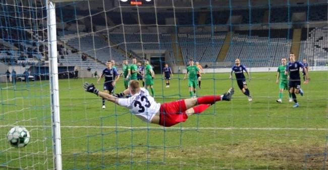 Первая лига: «Черноморец» уверенно выиграл стартовый матч весенней части сезона
