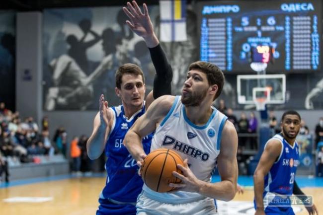 Судьба матча баскетболистов Одессы и Днепра решилась на последней минуте
