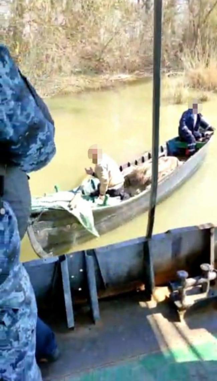 Прикордонники Ізмаїльського загону Морської охорони виявили нетверезих горе-рибалок