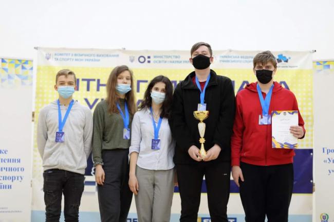 Лучшие шахматисты Украины живут в Одесской области!