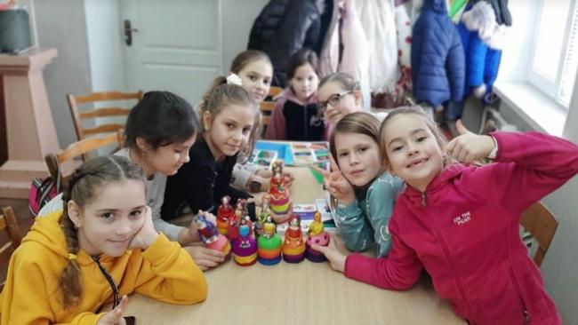 """Фестиваль-биеннале """"Дети Бессарабии"""" собрал онлайн 500 юных художников"""