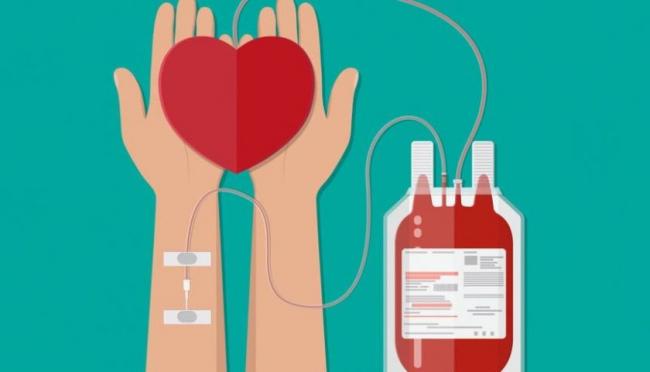 Получить деньги, бесплатное питание и отгул с работы: что обещают донорам крови в Украине