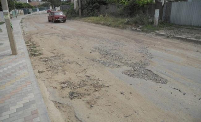 В текущем году Ренийская громада должна получить средства на капитальный ремонт бывшей объездной дороги