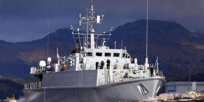 Украина собирается купить у Великобритании боевые корабли для своих ВМС