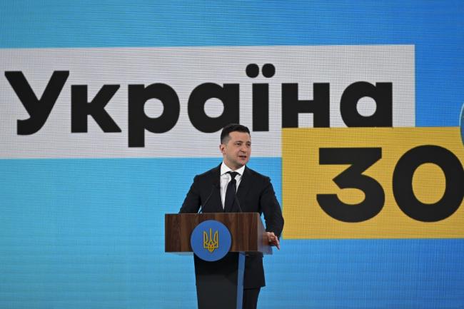 """Президент презентует общенациональную программу """"Здоровая Украина"""""""