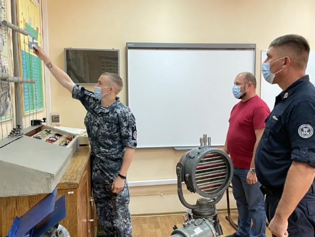 """В Навчальному центрі Морської охорони завершили навчання військовослужбовці-строковики призову """"весна-2021"""""""