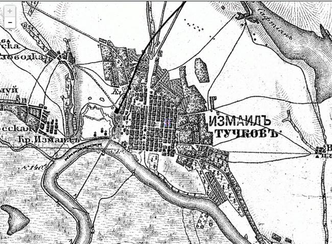 Город Тучков накануне отставки своего основателя (начало)