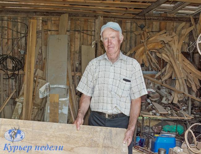 Лодочных дел мастер: на счету ренийского умельца более ста малых судов
