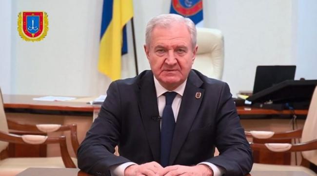 Звернення голови Одеської ОДА Сергія Гриневецького до мешканців Одещини