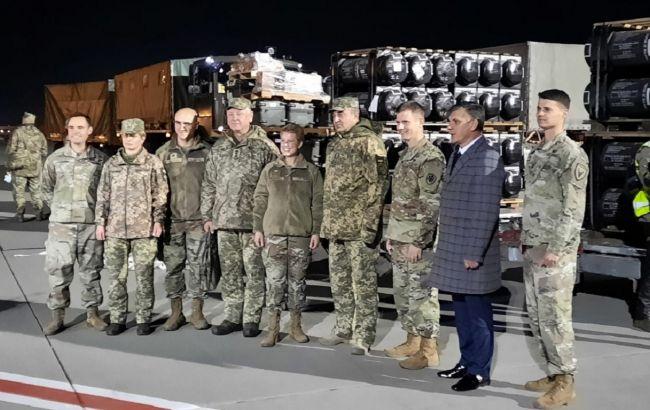 Украина получила от США новую партию Javelin
