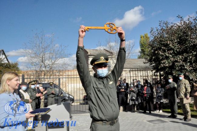 В Измаиле отрылось поликлиническое отделение госпиталя Госпогранслужбы